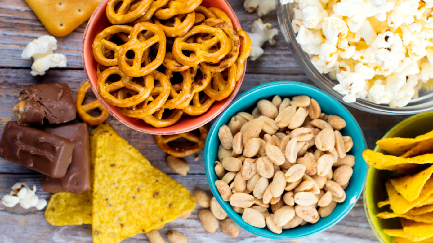 5 Tricks to Resist Unhealthy Food Temptation images