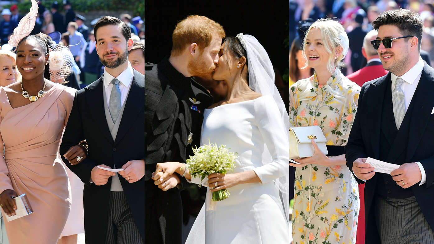 Royal Wedding 2018 How Celebrity Guests Know Prince Harry And