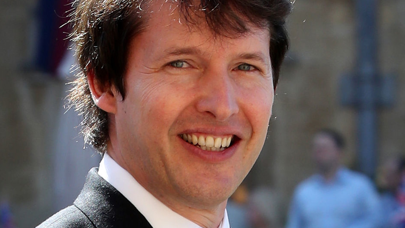 James Blunt Had A Hilarious Response When Someone