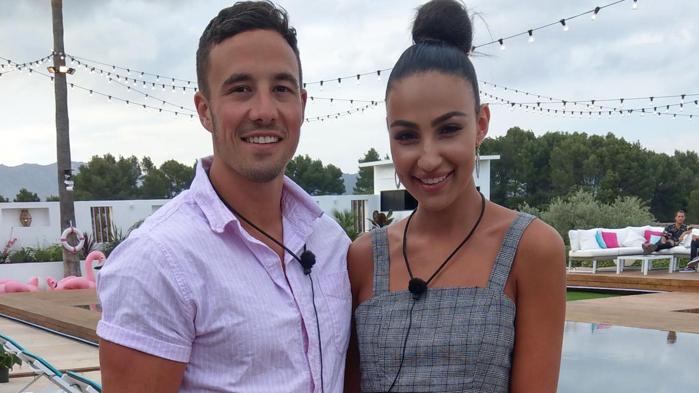Love Island Australia Grant And Taylas Relationship Divides The Villa Thefix
