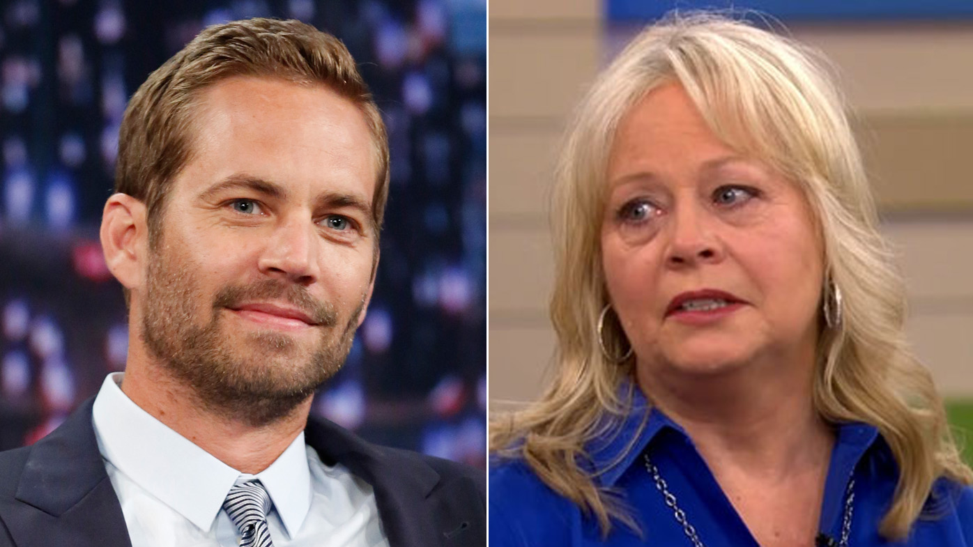 Paul Walker's mother reveals text message he received before he died