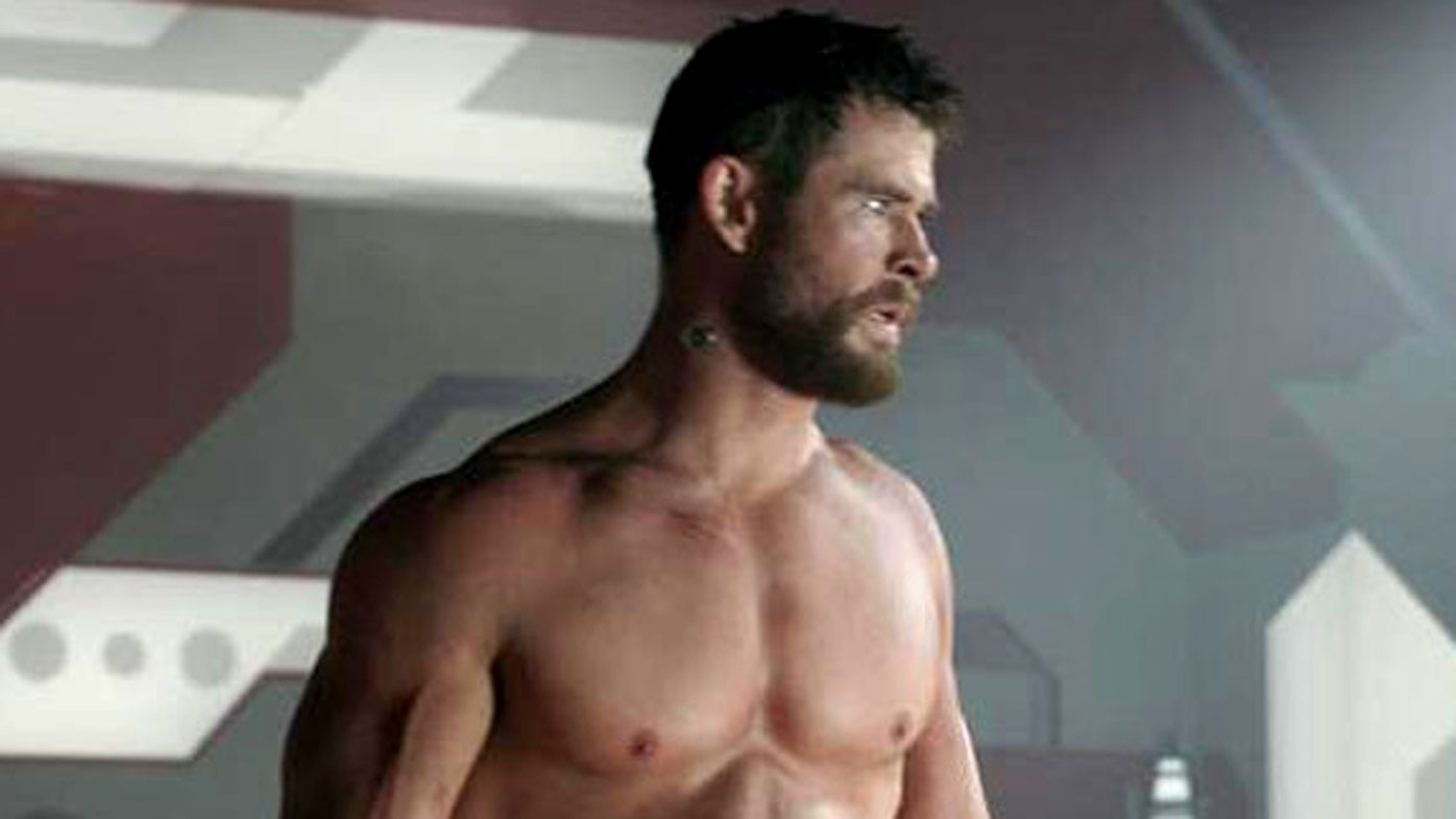 How to get a body like Chris Hemsworth, according to his trainer