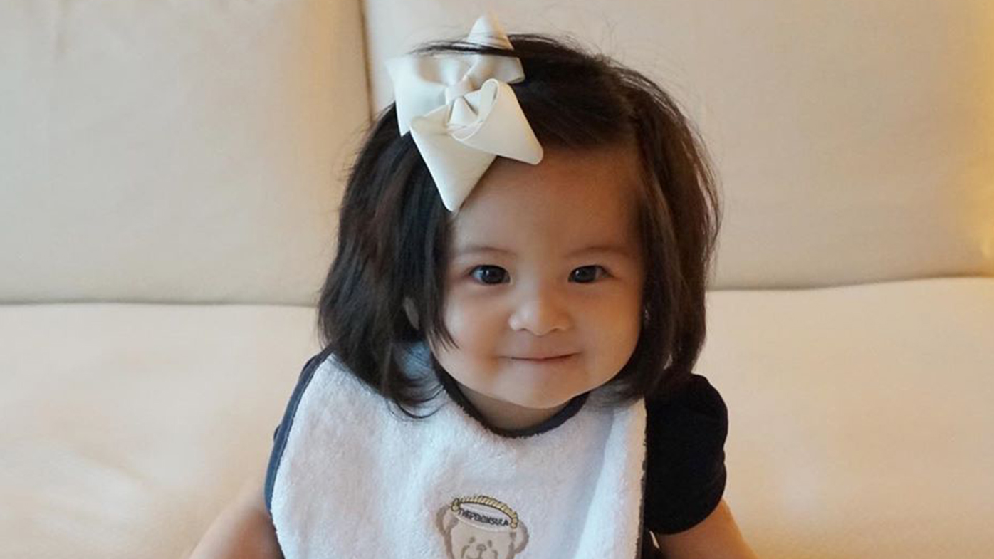 Baby Chanco Famous For Her Hair Now Pantene Model