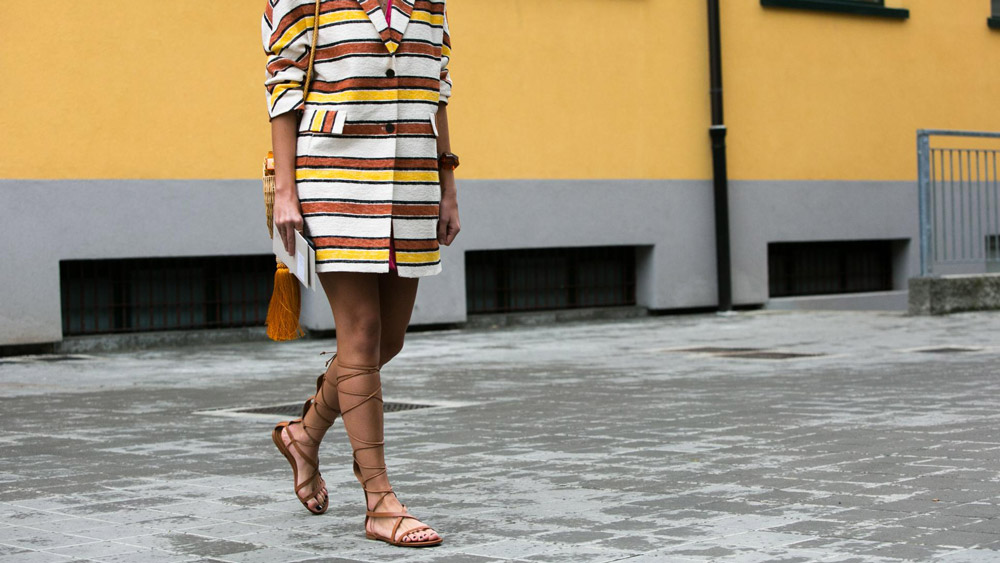 The four types of flats to own this spring