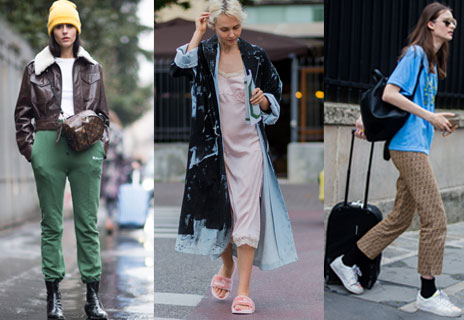 New dress code alert: Work-from-home chic