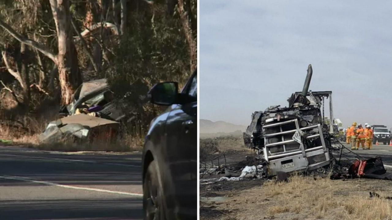 Deadly crashes mark horror start on roads for long weekend