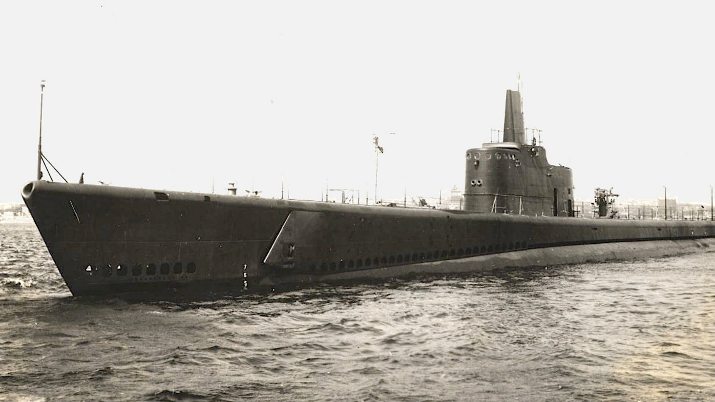 Further wreckage found of sunken WWII submarine
