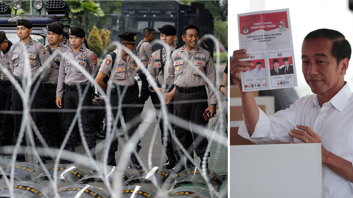 Jakarta on edge after Joko Widodo election win raises fears of violence