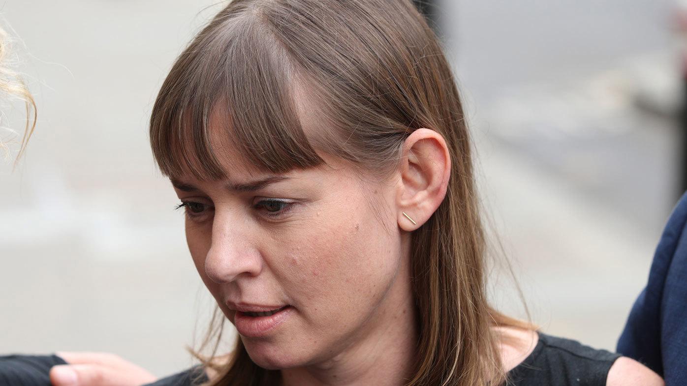Australian stabbed in London terror attack recalls seeing 'dark figure'