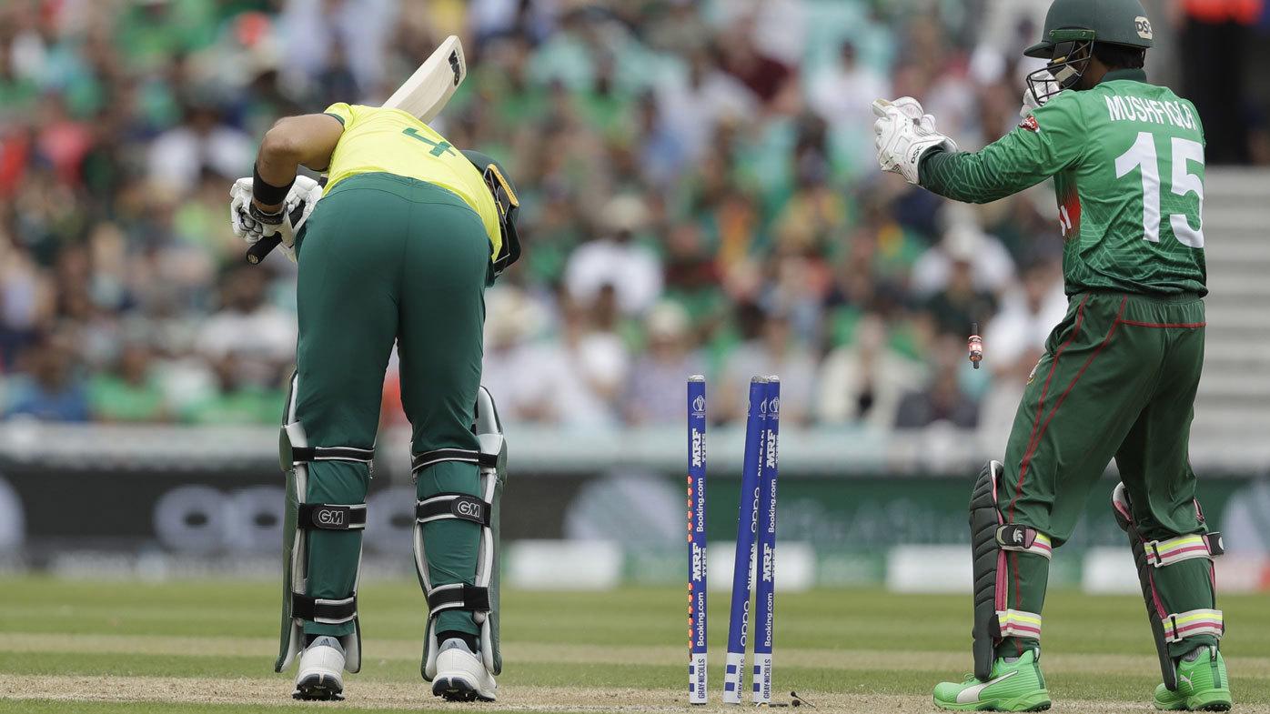 Bangladesh beat South Africa, Cricket World Cup video | Shakib Al