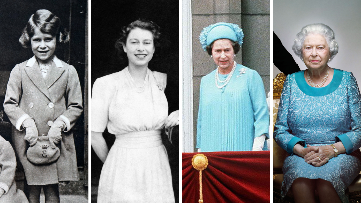 The Queen turns 93: Her life in pictures