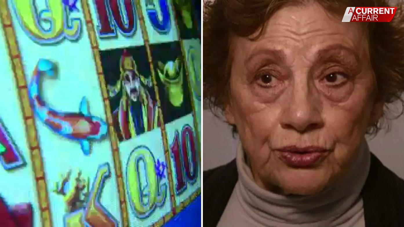 Gambling-addict grandma helping others kick the habit