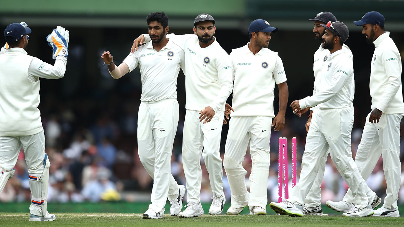 India claim Border-Gavaskar series
