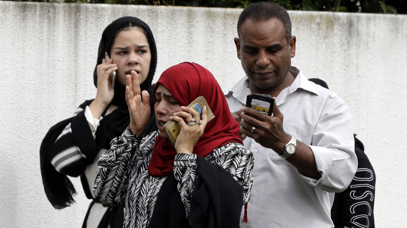 Worshippers describe shooting carnage at Christchurch mosques