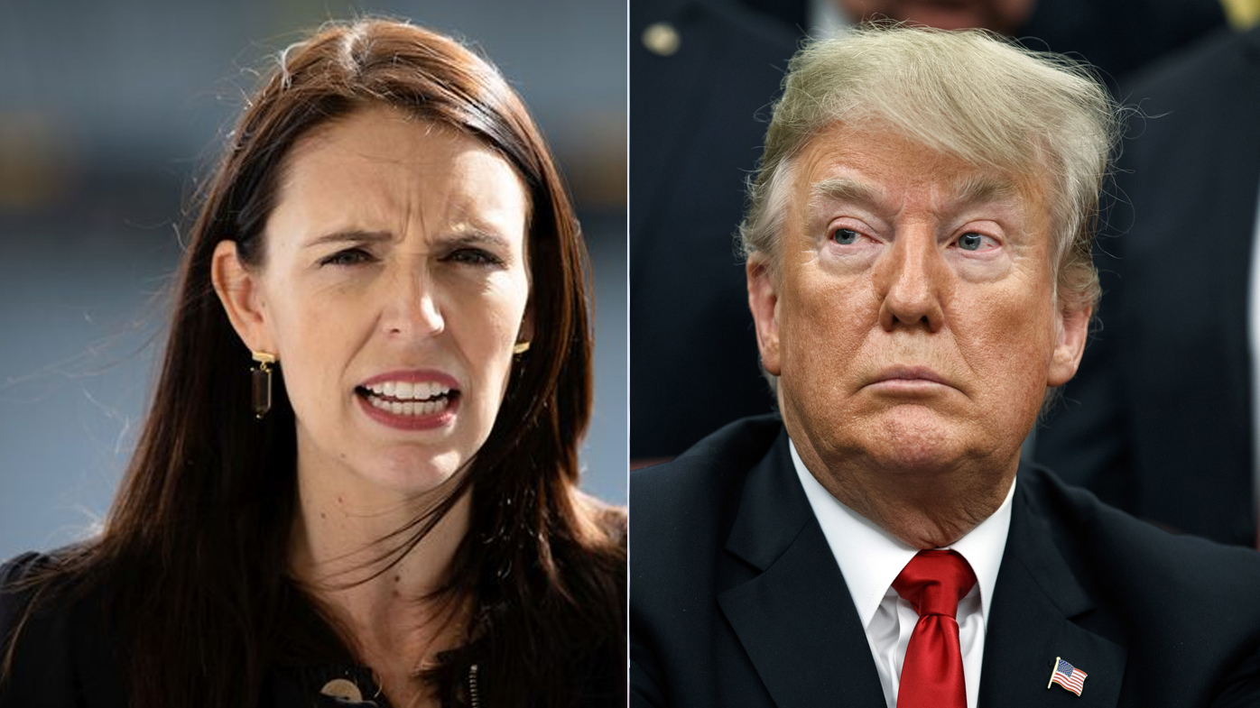 Ardern weights in on America's gun control crisis