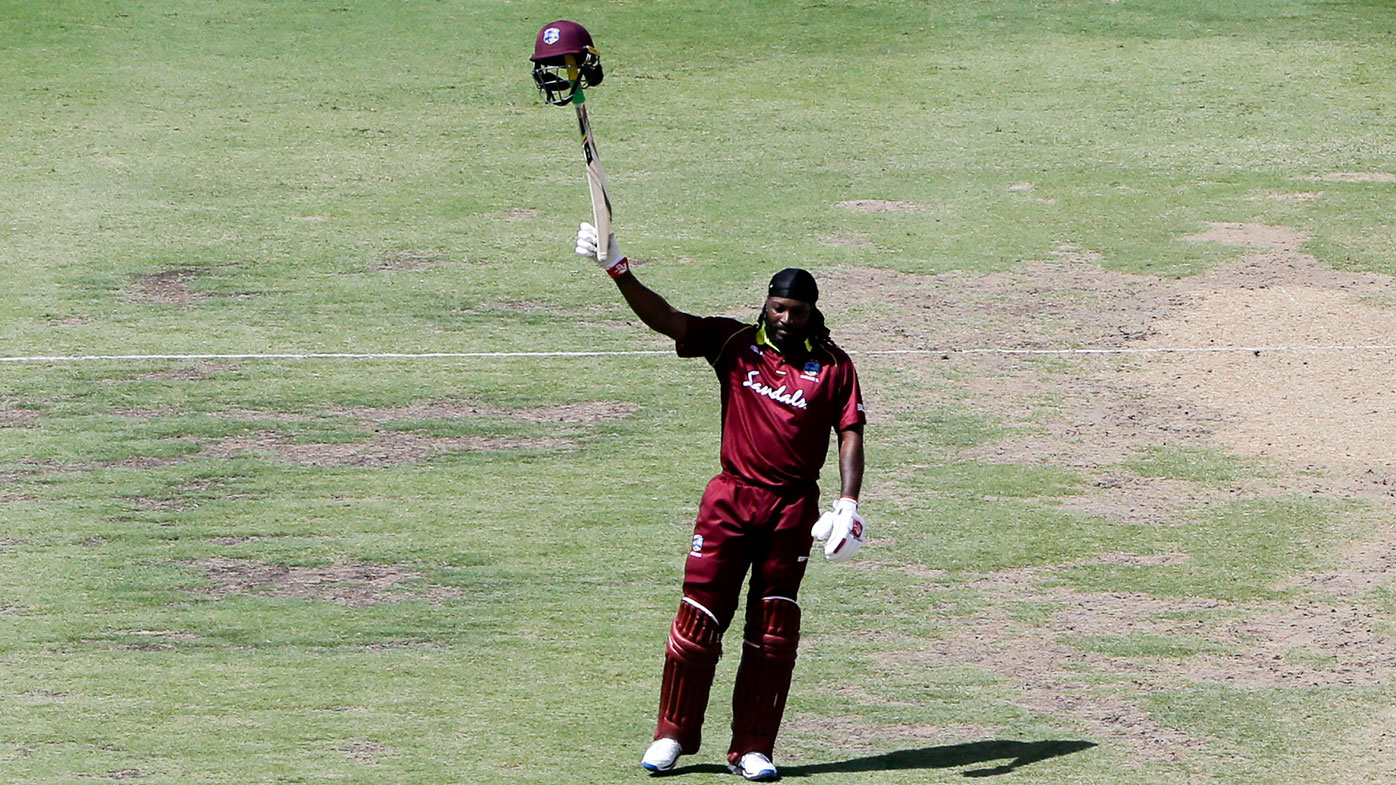 World records tumble in Gayle onslaught