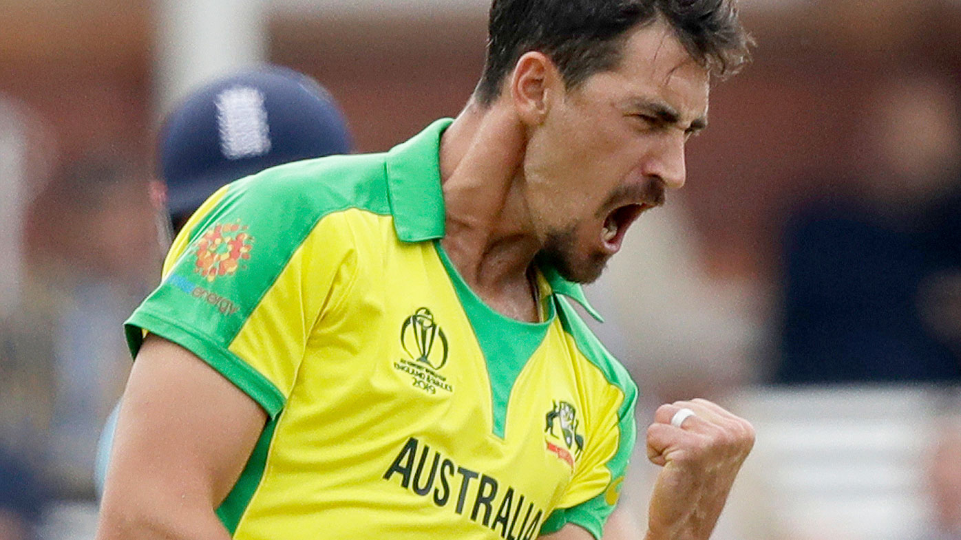Starc on verge of World Cup history