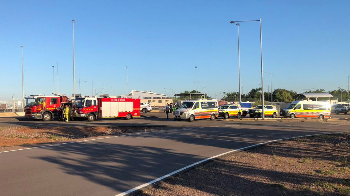 Plane makes unscheduled landing in Darwin after engine problems