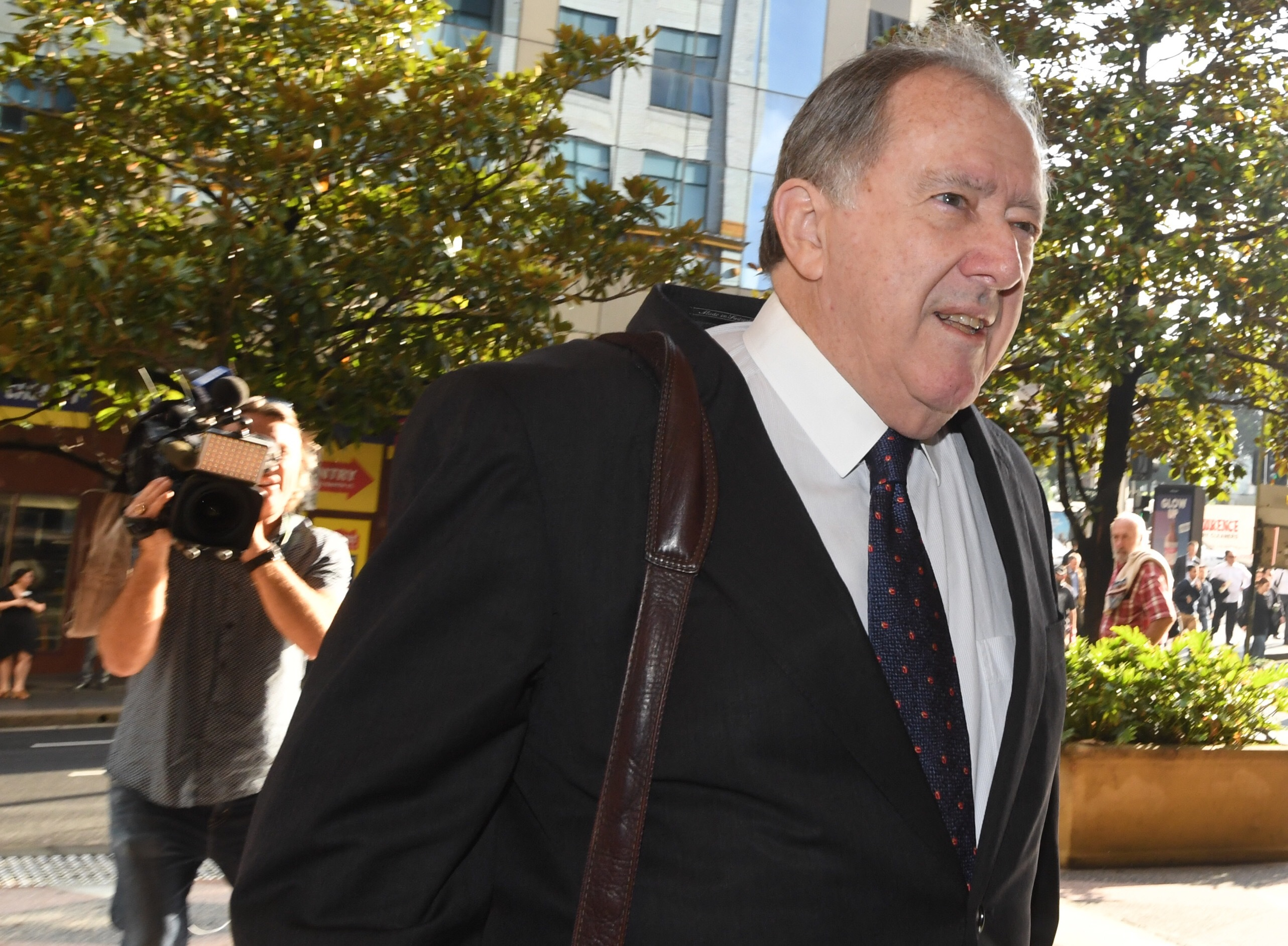 Graeme Bryan Curran, 68, is on trial in the NSW District Court after ... <a target=