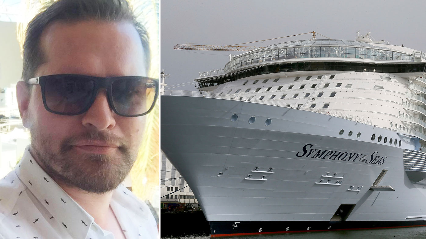 Australian man who drowned after cruise ship fall identified