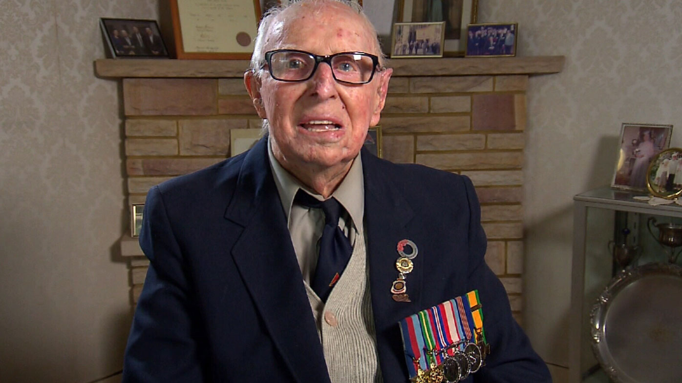 103-year-old Anzac will be oldest to march in Sydney