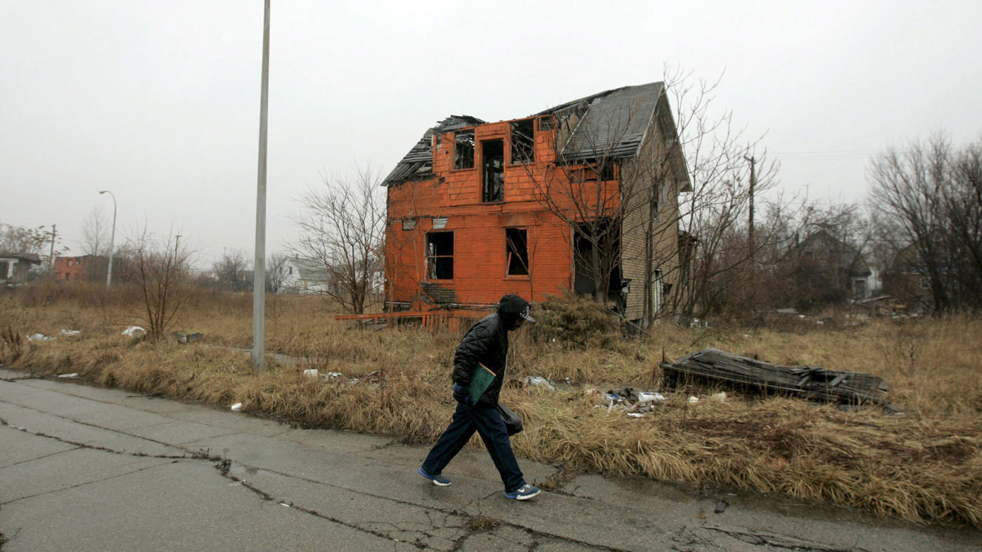 Serial killer luring women into abandoned homes in Detroit