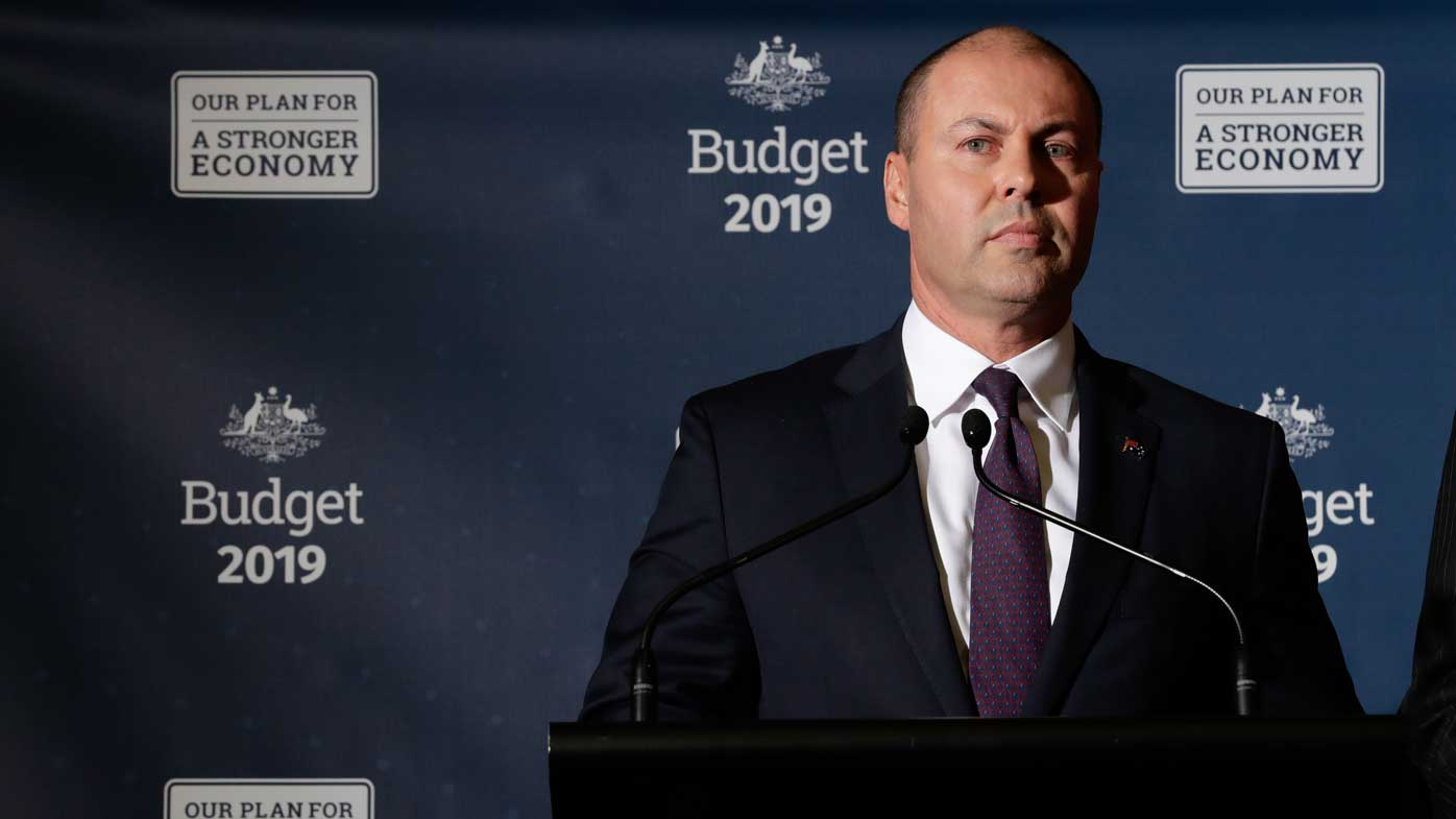 Treasurer Josh Frydenberg has delivered the first surplus budget in a decade.