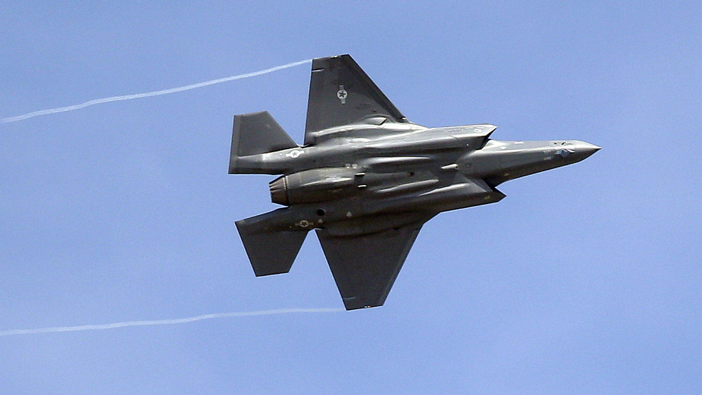 Japanese F-35 wreckage found in Pacific, pilot still missing