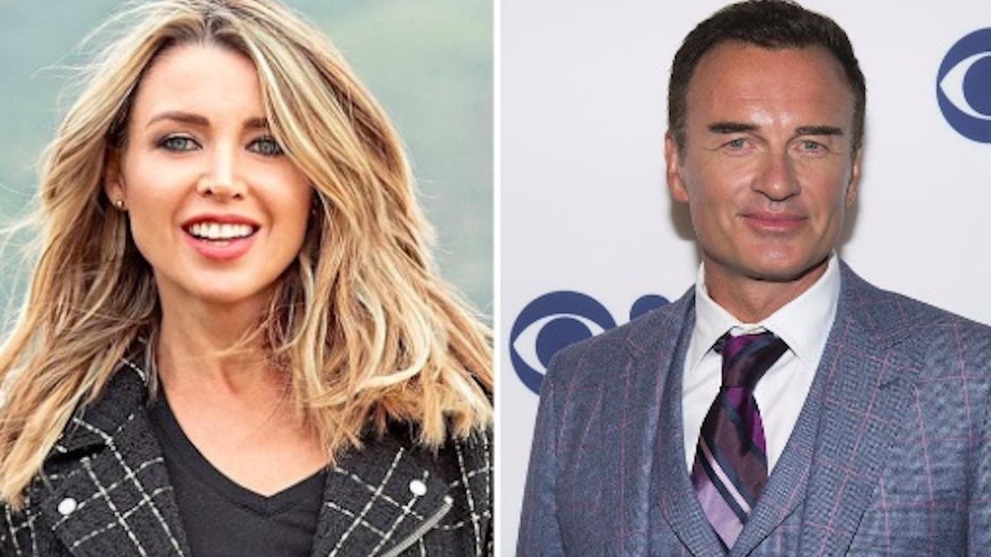 Dannii Minogue Says Her Ex Julian Mcmahon S Mother