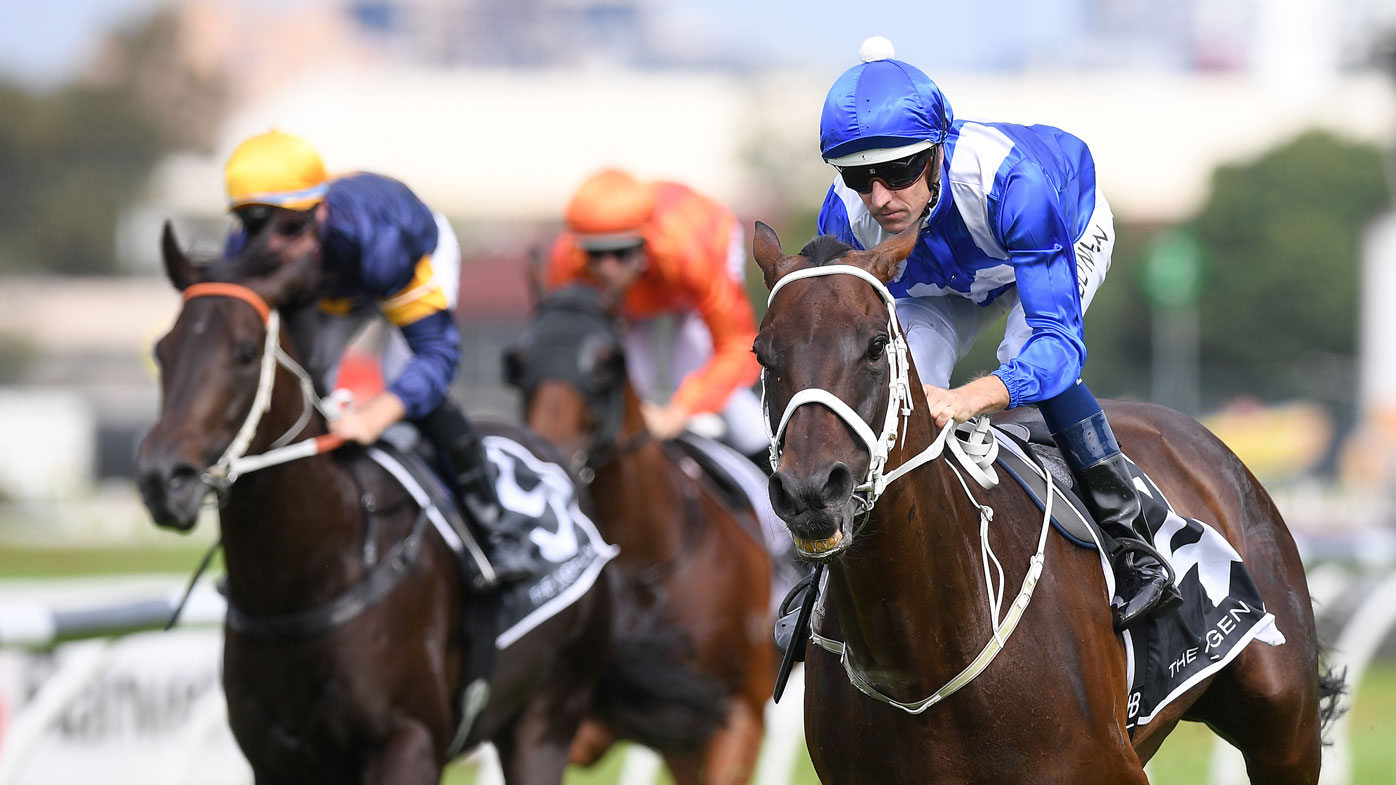 Winx extends win streak to 32 races