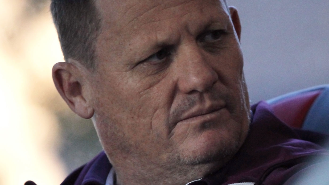 Gus: how Walters blew his NRL coaching shot