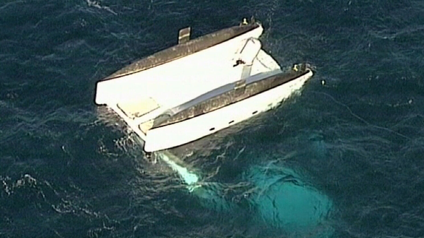 NSW catamaran tragedy: Survivors leave hospital