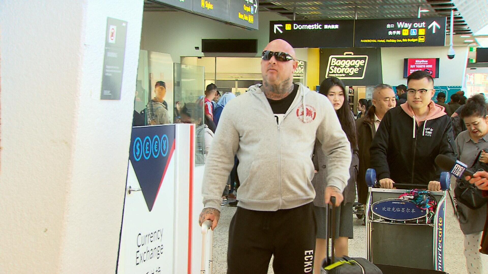 Bikie boss denied entry to Thailand after bail change