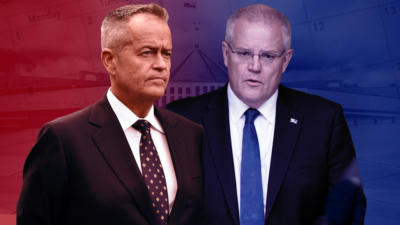 Morrison and Shorten deliver final pitches ahead of polls