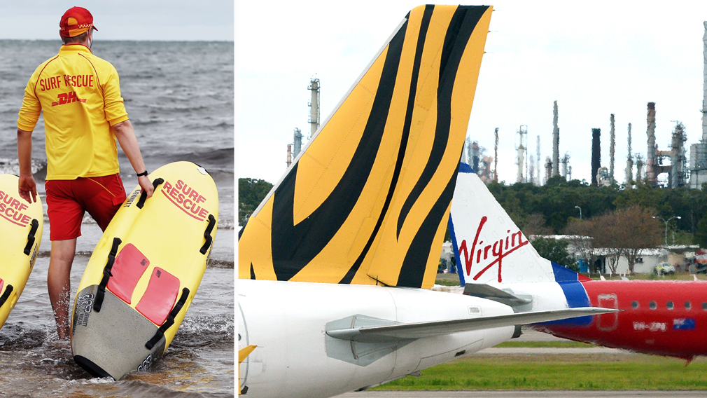 Australian airlines looking to host water safety videos on every flight after summer drownings