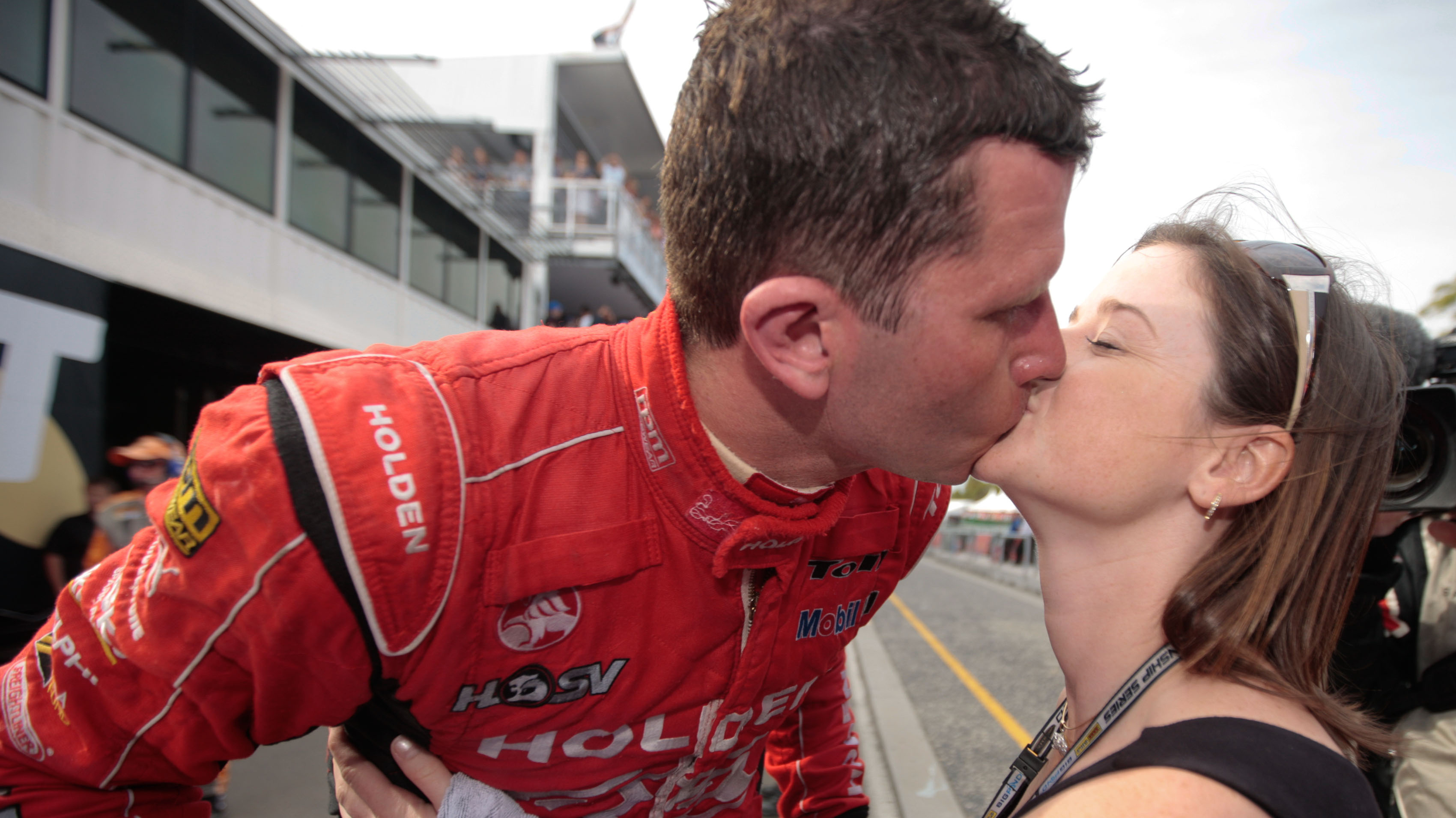 Garth and Leanne Tander will go from husband-wife to rivals.
