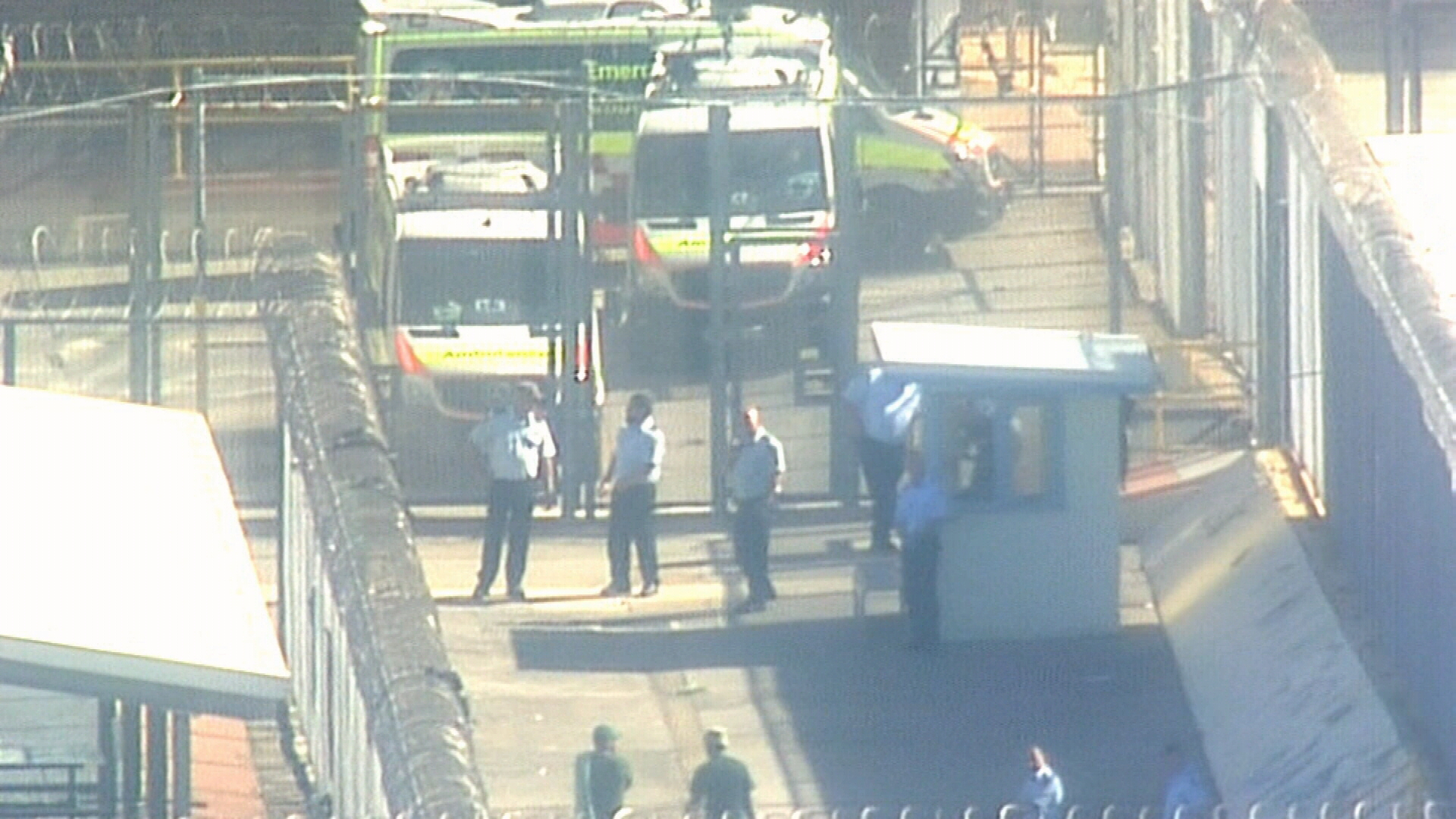 Two inmates injured in Sydney prison brawl