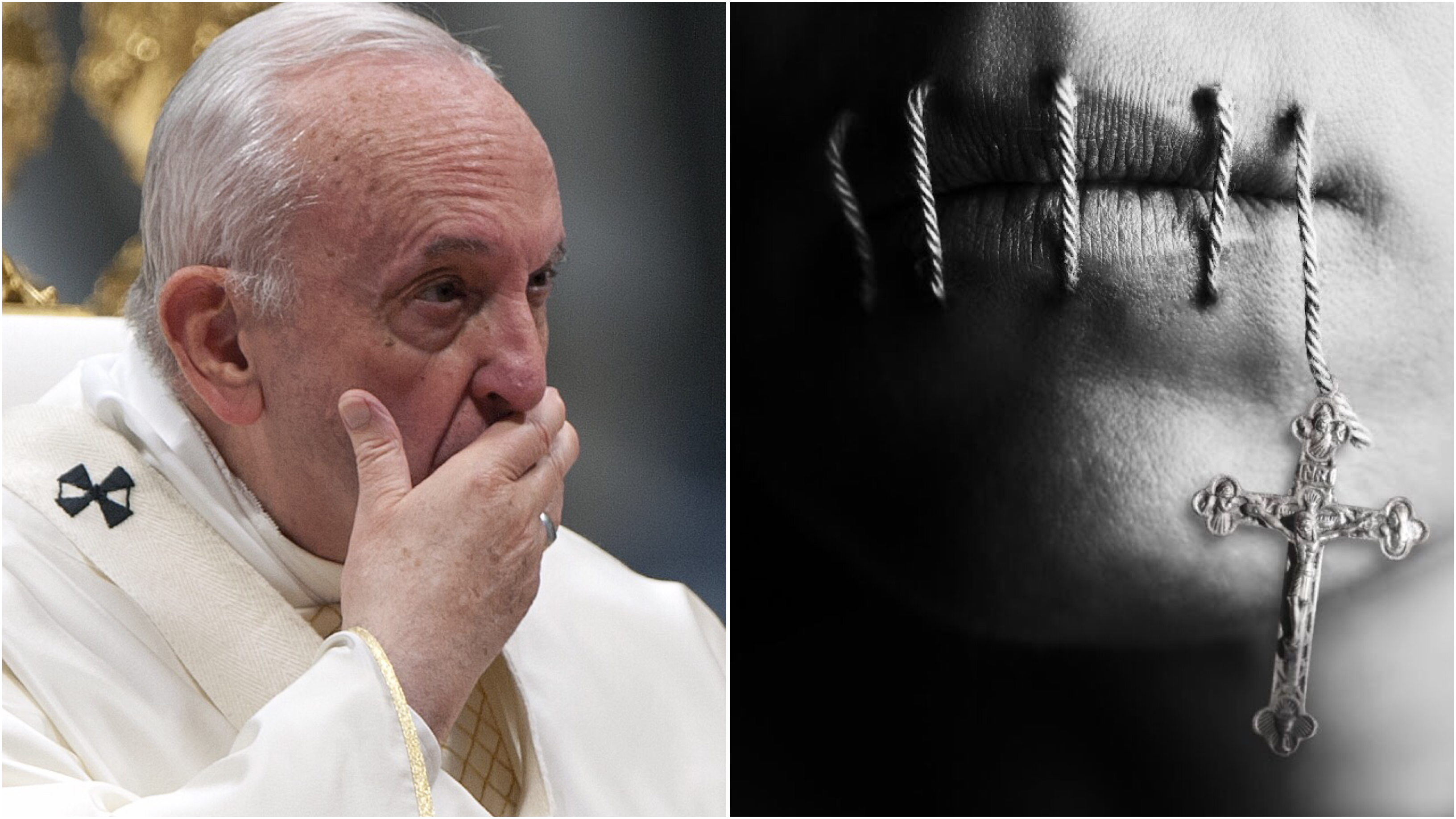Pope 'concerned' over controversial paedophilia documentary