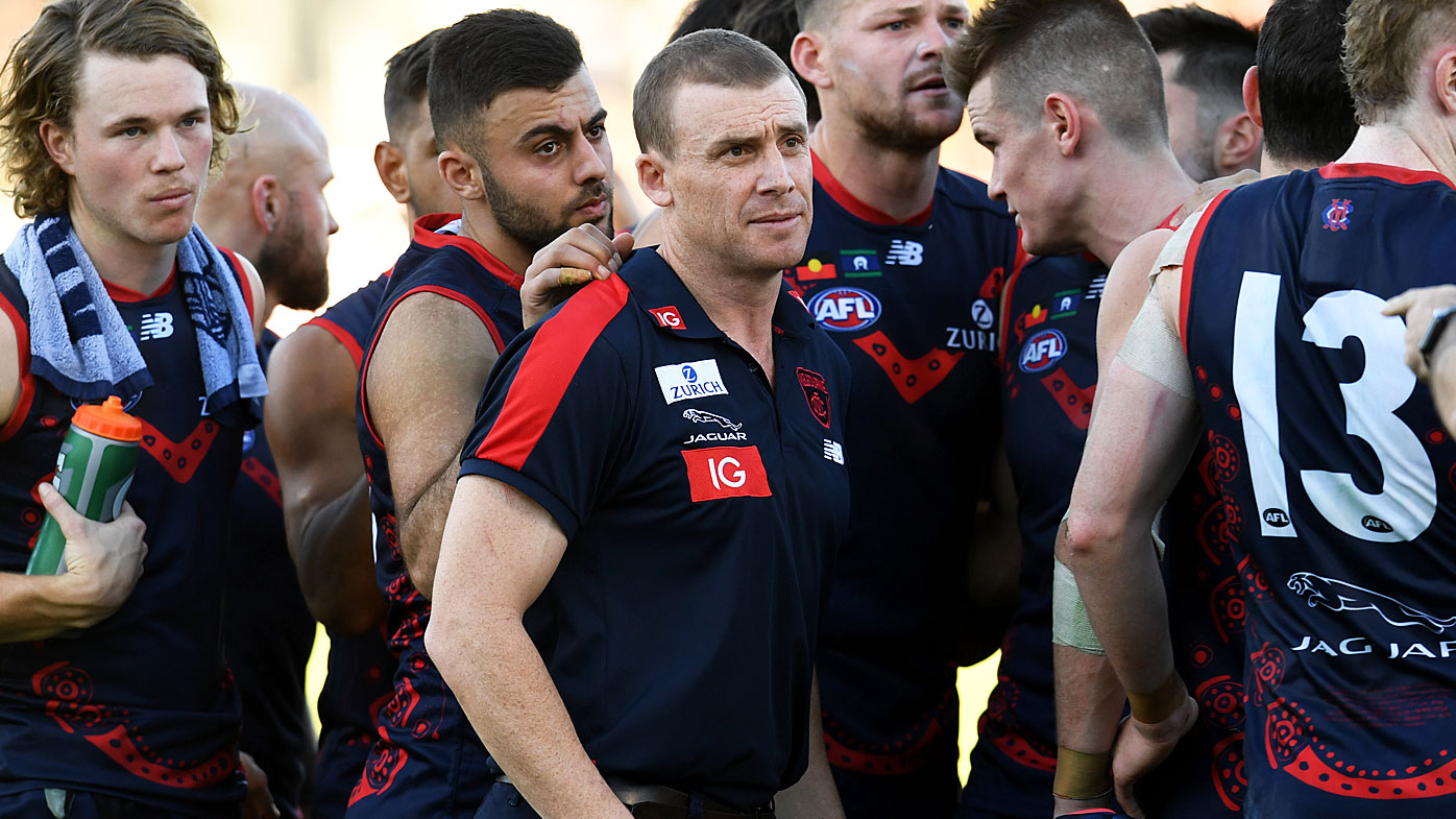 Club legend's reality check for 'embarrassing' Dees