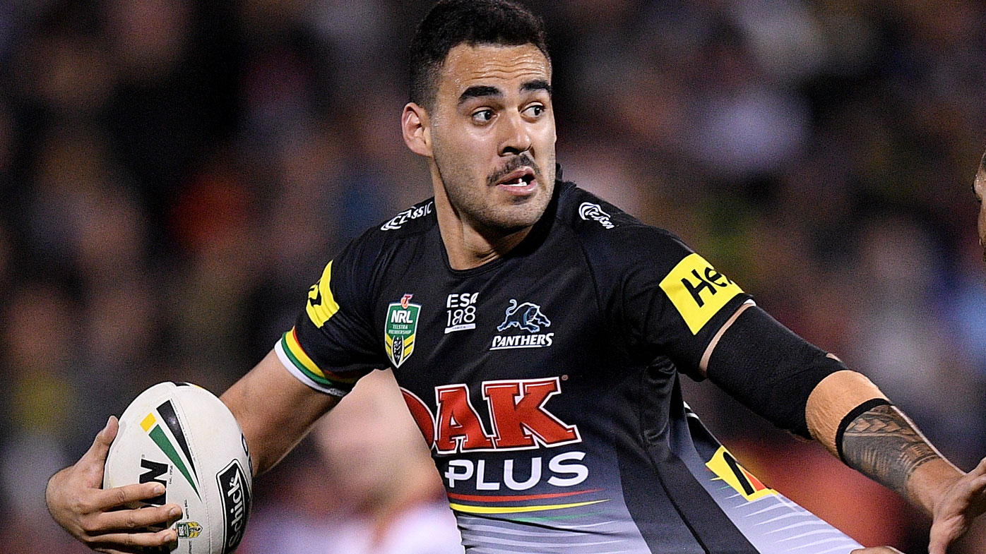 Penrith Panthers player Tyrone May charged over sex tapes