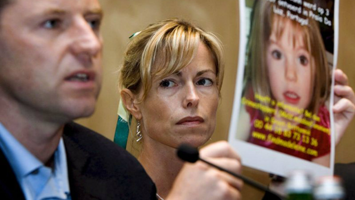 What happened to Madeleine McCann?