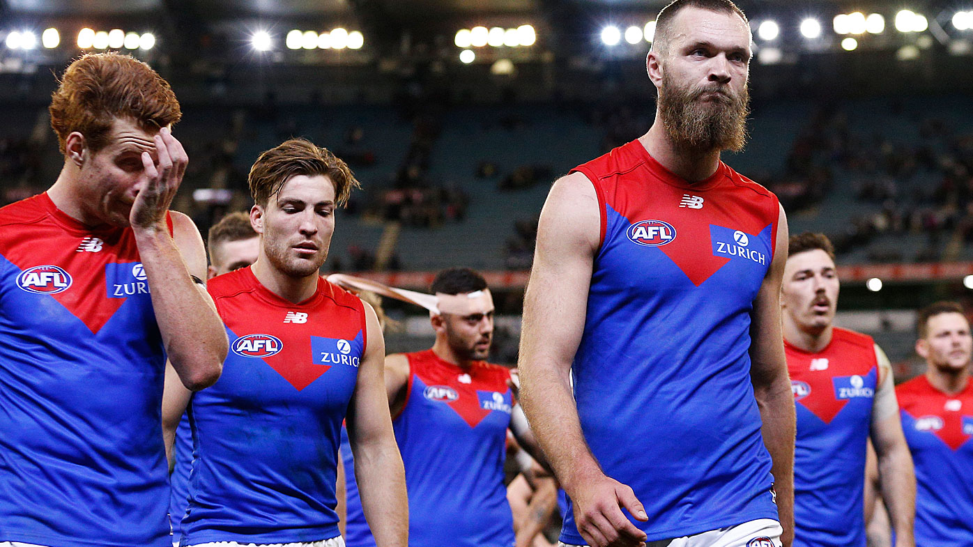 AFL Great Calls For Melbourne Demons Football Club Review