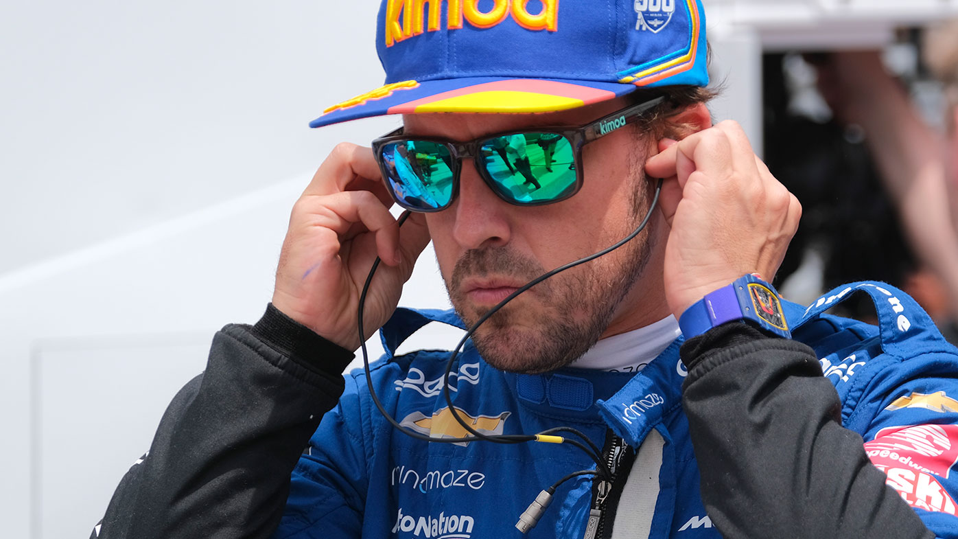 Fernando Alonso's Indy campaign was doomed from the start.