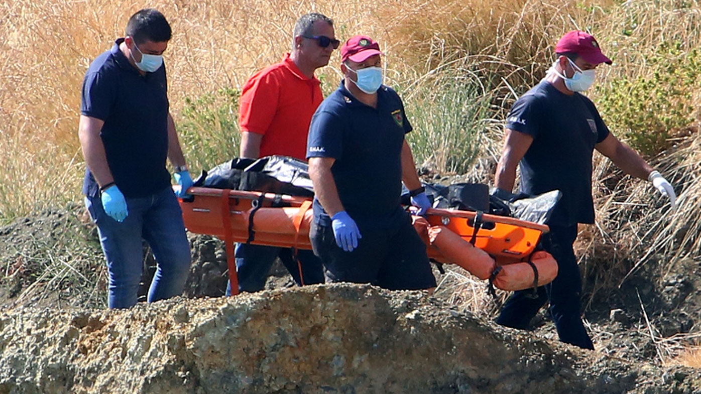 Body of Cyprus serial killer's seventh victim found
