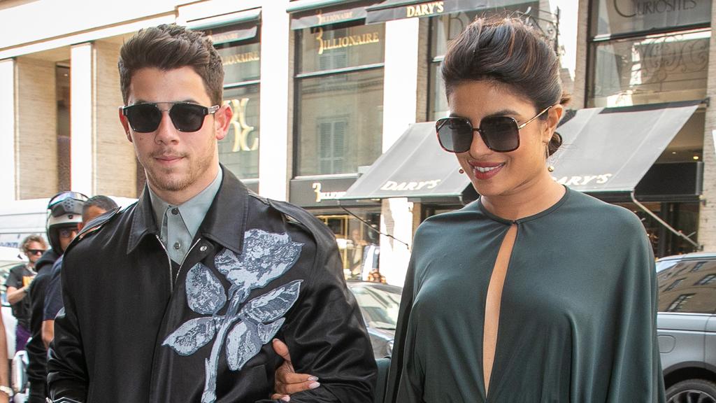 8b250a7c52 Priyanka Chopra and Nick Jonas wow us again with their stylish prowess