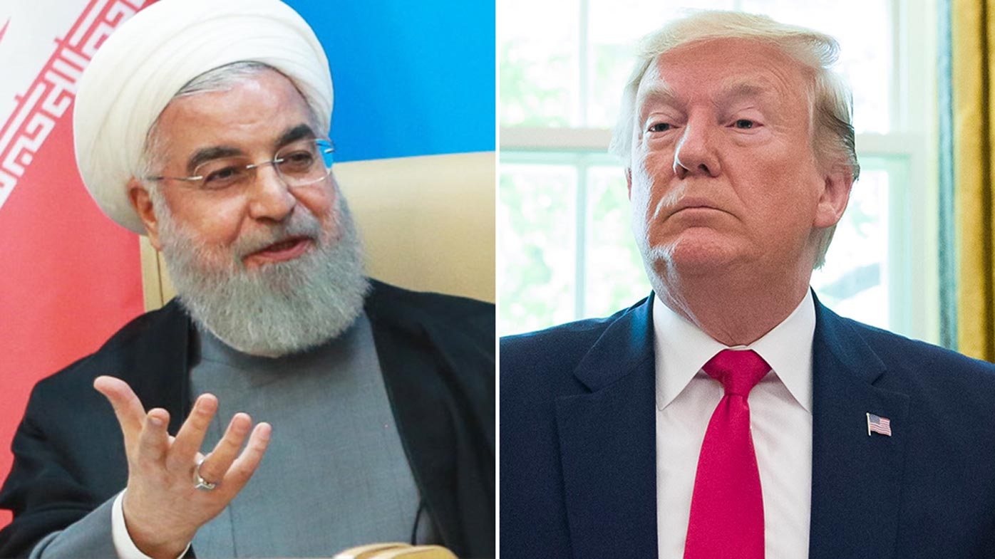 Iran slams 'mentally retarded' US over new sanctions