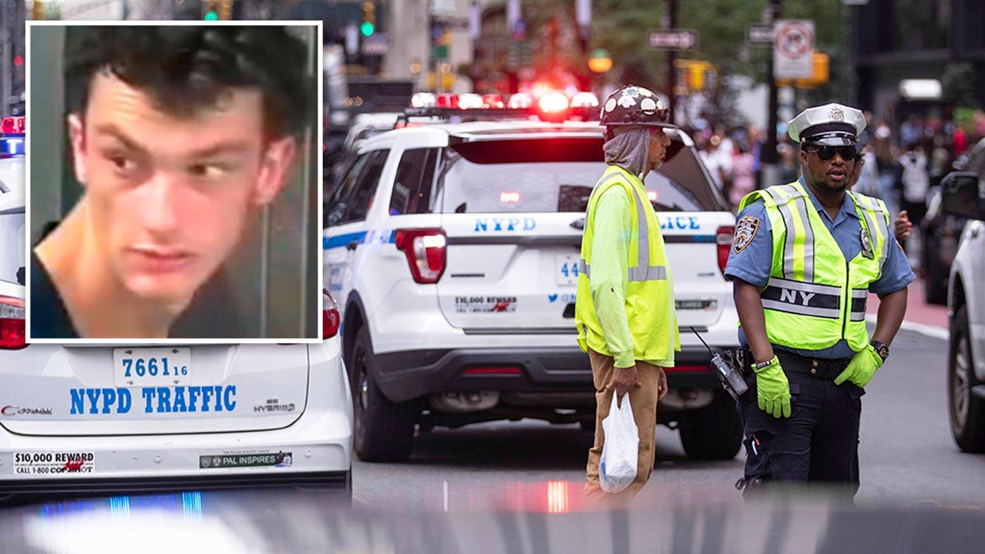 NYC subway scare suspect taken into police custody