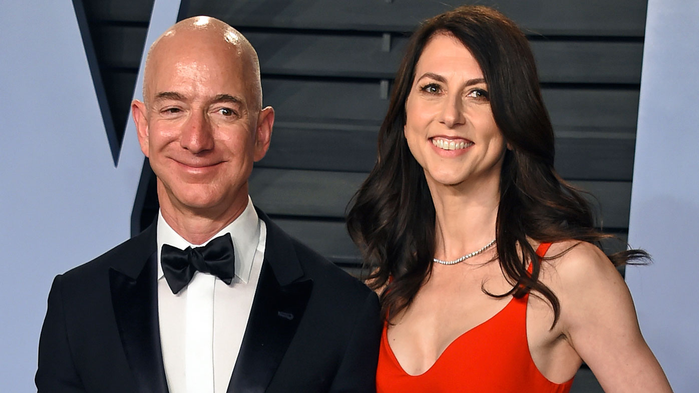 Jeff and MacKenzie Bezos have finalised a divorce deal.