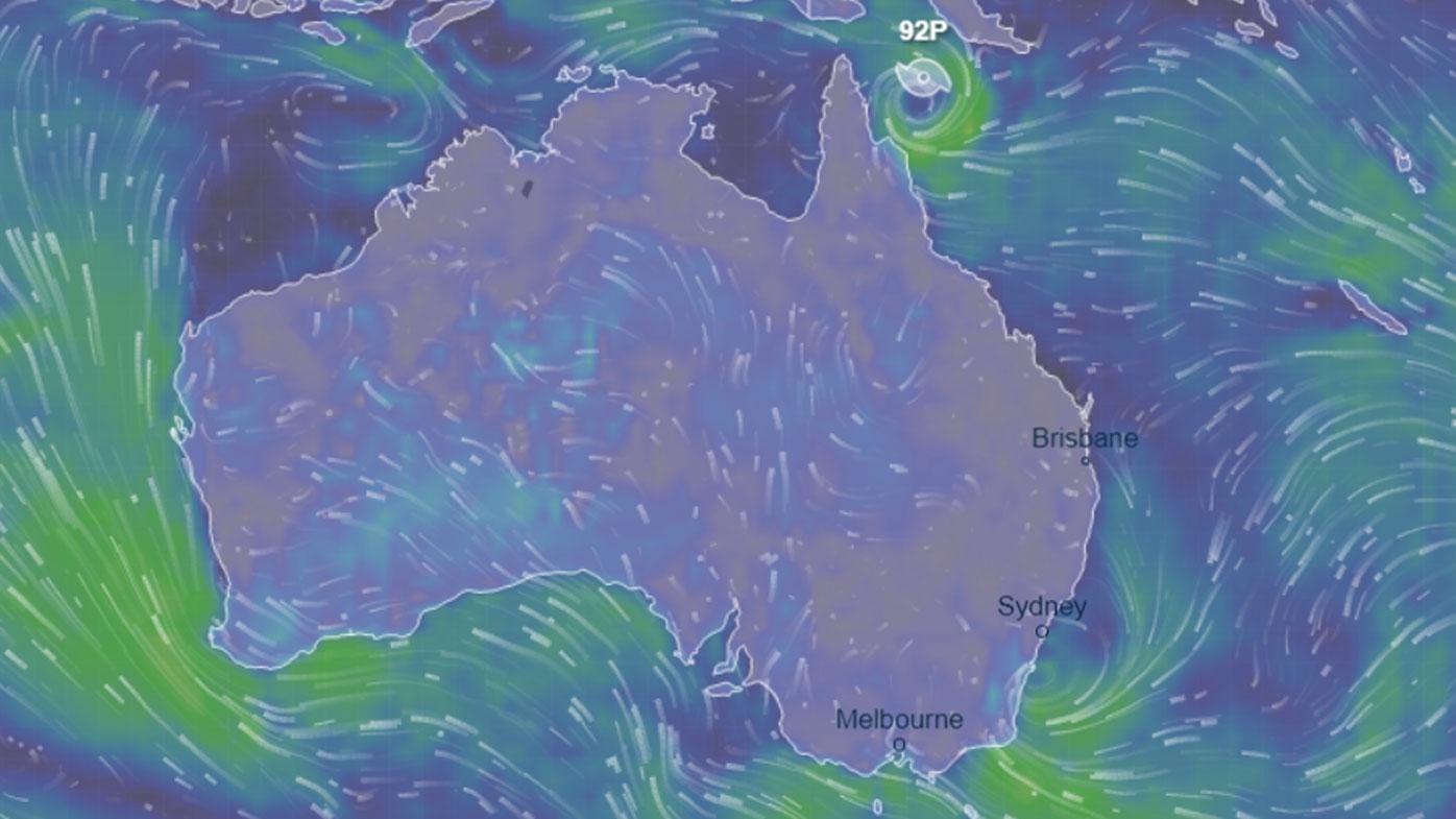 cyclone trevor - photo #3