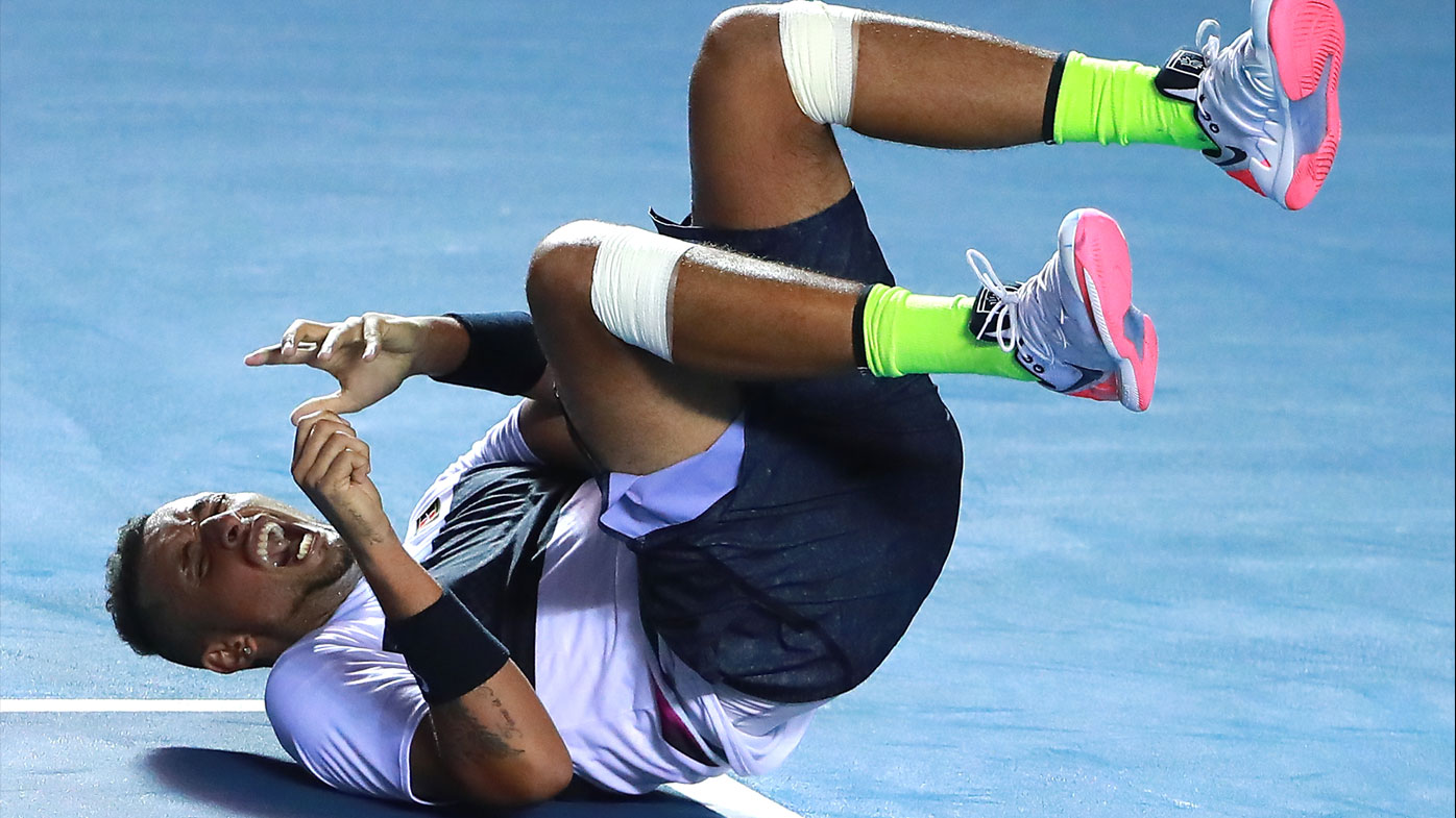 Nadal questions Kyrgios' 'disrespectful' attitude after Acapulco upset